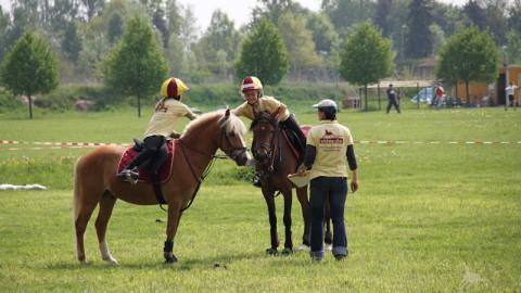 Mounted Games auf der Überholspur