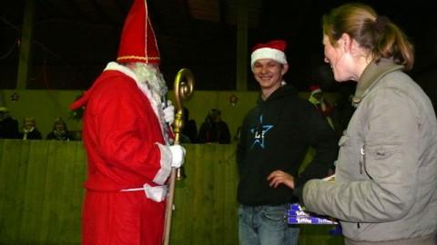 St.Nikolaus auf dem Gutshof Wolfshain