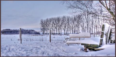 Winterliche Verhältnisse