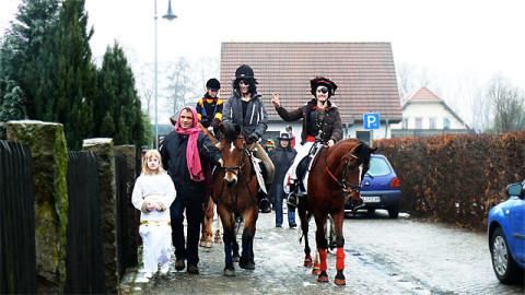 Karneval in Beucha