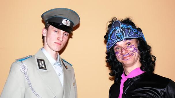 Karneval in Sachsen