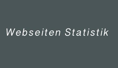 März 2009: Webseiten Statistik