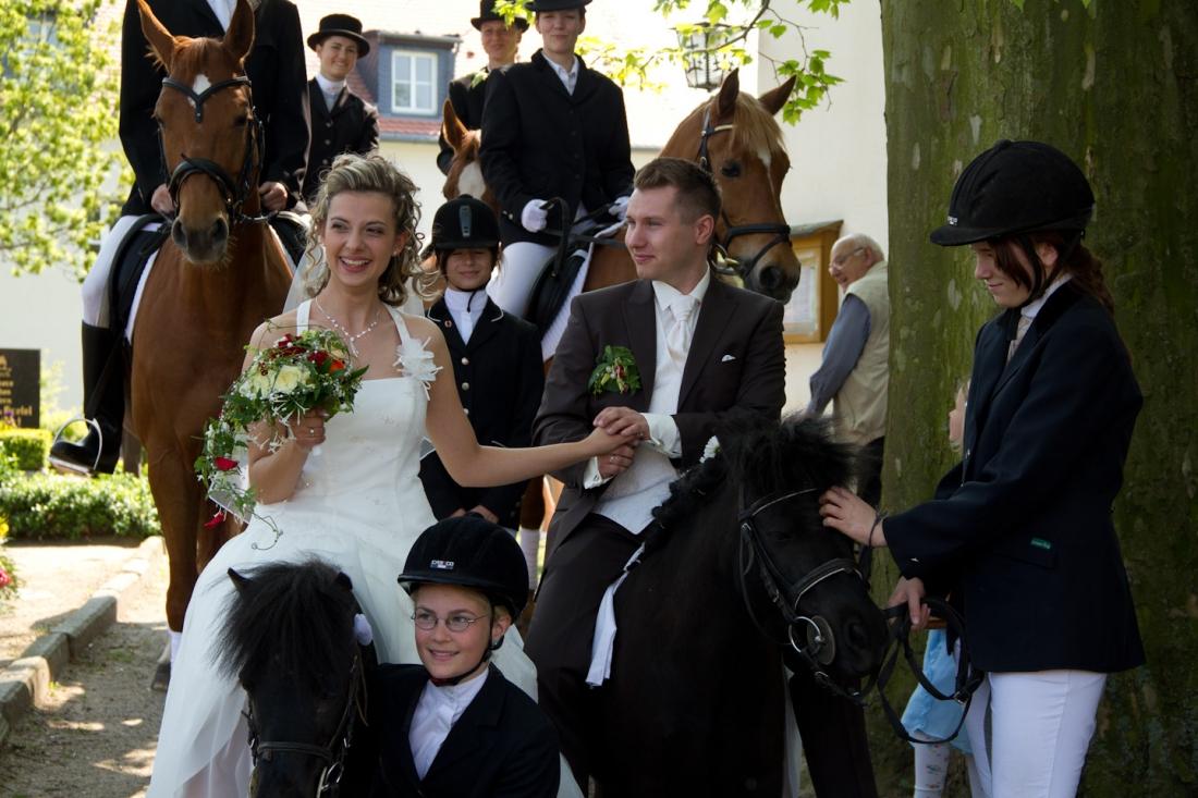 Glückwünsche für das Brautpaar - ekine