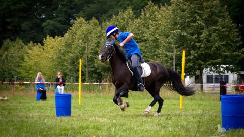 Fotos vom Mounted Games Turnier aus Panitzsch