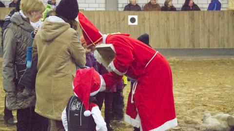 Es war ein wundervolles Weihnachtsfest mit einem umfangreichen Programm und einem Stargast als Überraschung