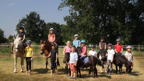 Reiterferien – Sommerferien mit Pferden und Ponys